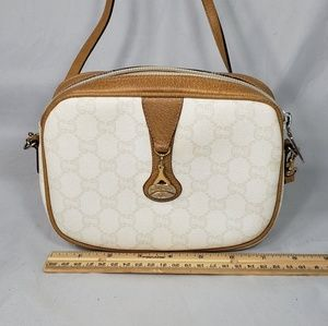 Authentic Paolo Gucci crossbody